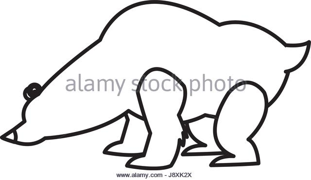 640x371 Polar Bear Painting Stock Photos Amp Polar Bear Painting Stock
