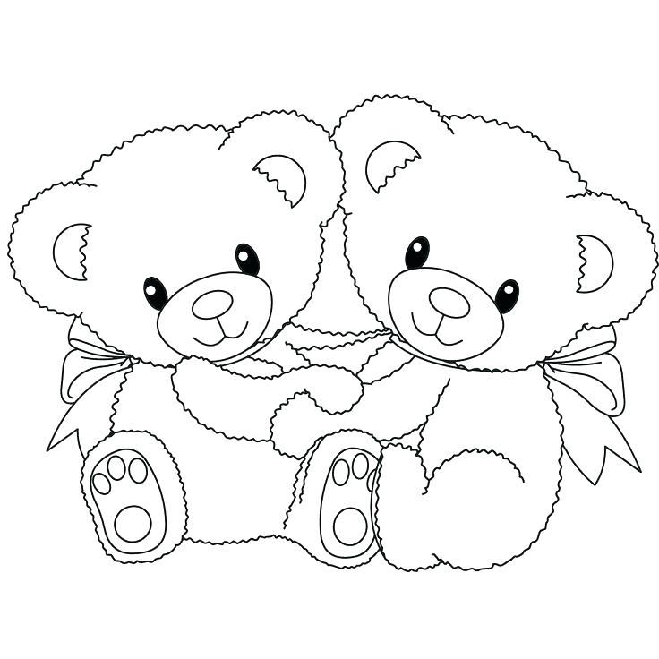 736x736 Polar Bear Printable Coloring Pages Codetracer.co