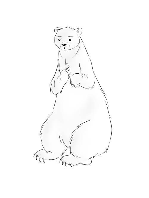 500x667 Killer Polar Bear Gaming
