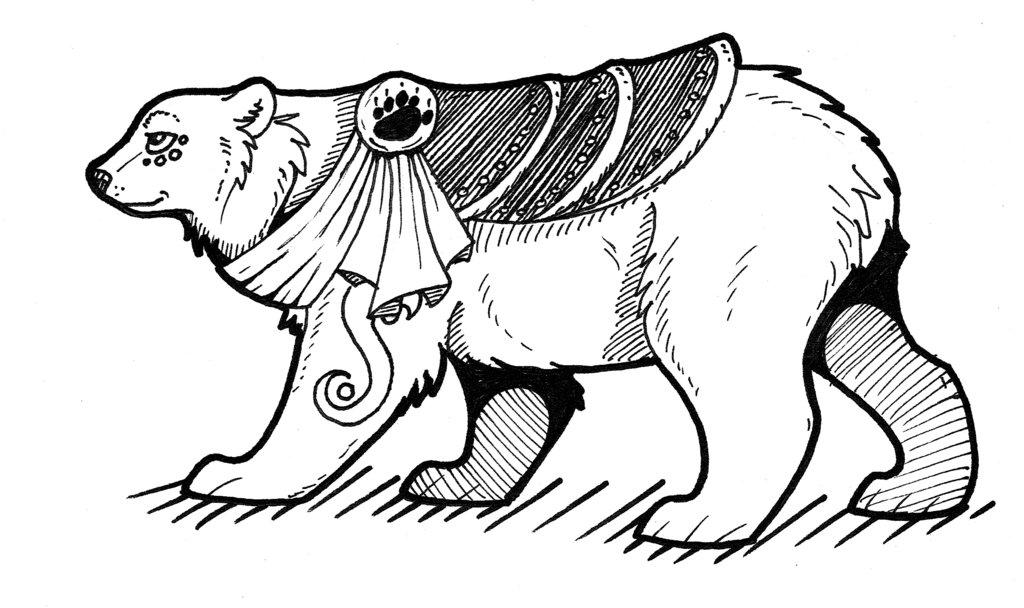 1024x608 Polar Bear Alpha Returns By Mezia