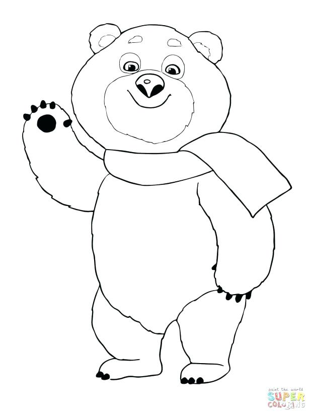 618x824 Thanksgiving Day Food Coloring Pages Click The Polar Bear Winter