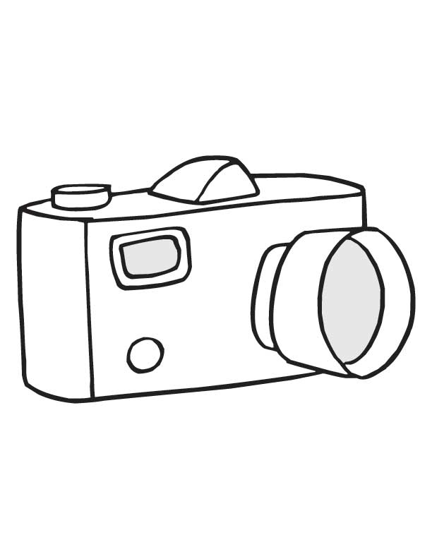 polaroid camera drawing at getdrawings com free for personal use