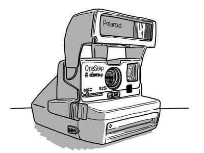 400x300 Polaroid Onestep Closeup By Simon H.