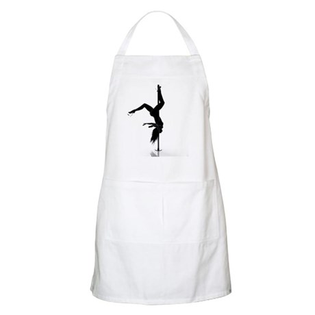 460x460 Pole Dancer Aprons Pole Dancer Cooking Aprons For Men Amp Women