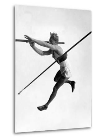 Pole Vault Drawing