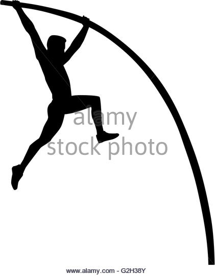 421x540 Pole Vault Black And White Stock Photos Amp Images