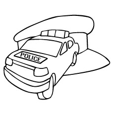 230x230 10 Best Police Amp Police Car Coloring Pages Your Toddler Will Love
