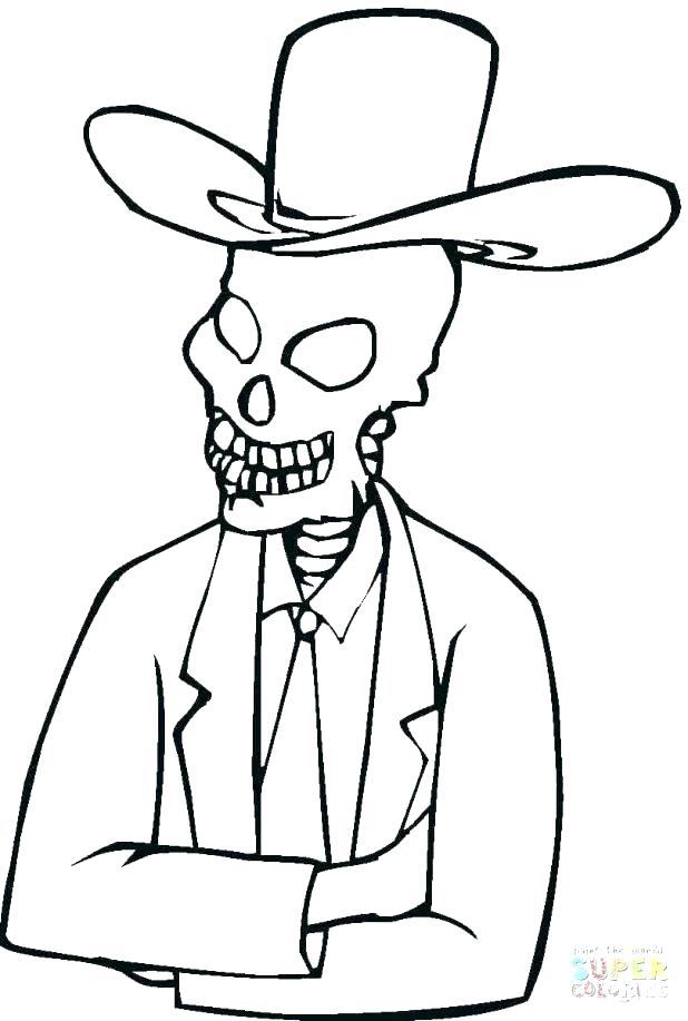 618x917 Police Hat Coloring Page Hat Coloring Page In Addition To Cowboy