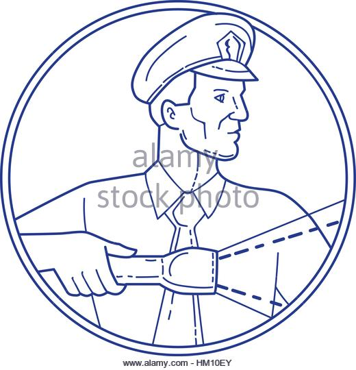 520x540 Illustration Drawing Artwork Police Officer Stock Photos