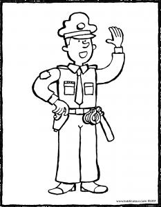 233x300 Police Officer