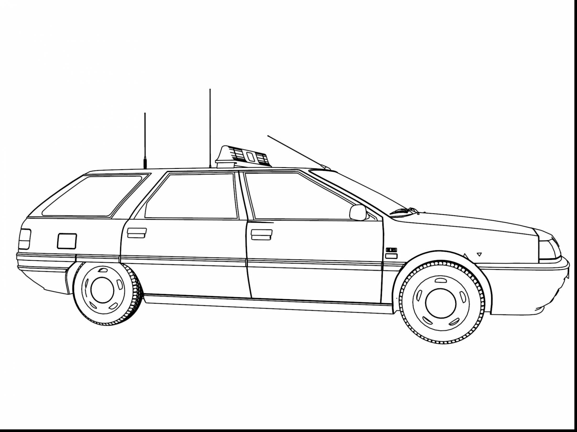 2200x1650 Unbelievable Police Station Coloring Pages With Police Car