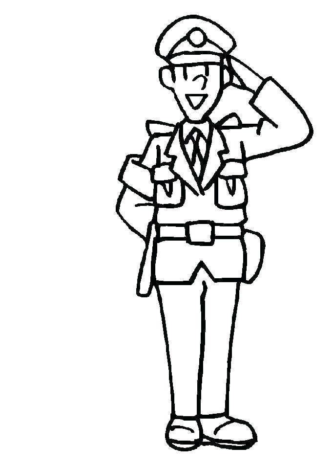 682x957 Police Officer Coloring Page 43 Together With Police Officer