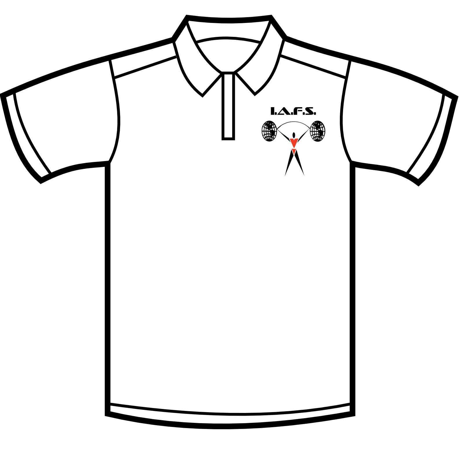 1600x1616 Iafs Polo Shirt
