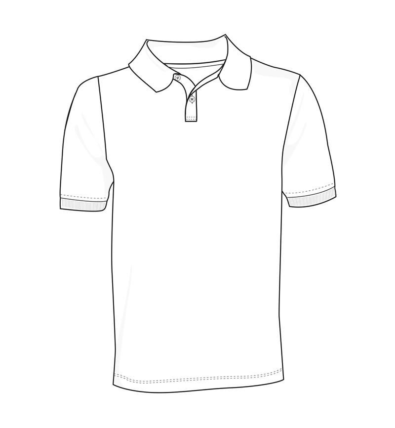 800x866 Men's Yes Polo Shirt