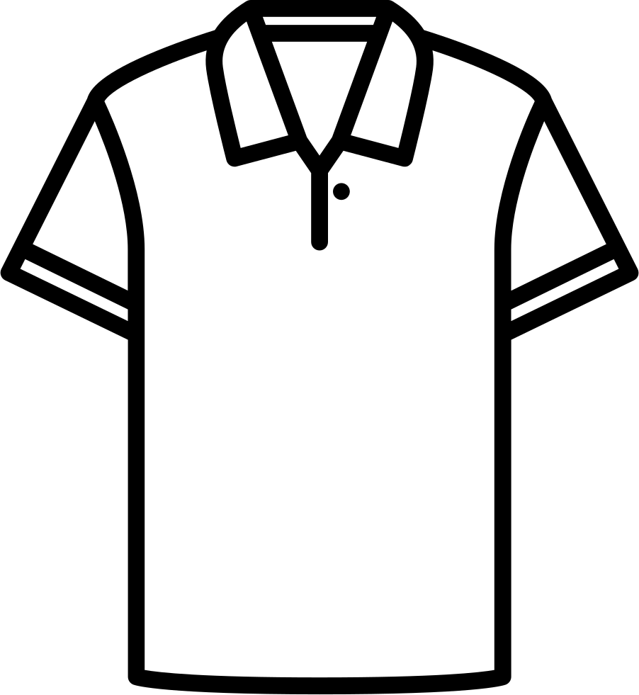 902x981 Cotton Polo Shirt Svg Png Icon Free Download ( 62945