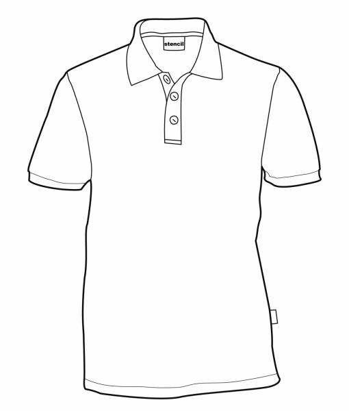 510x600 Custom Mens Traverse Short Sleeve Polo Buy Plain Or Customise Online