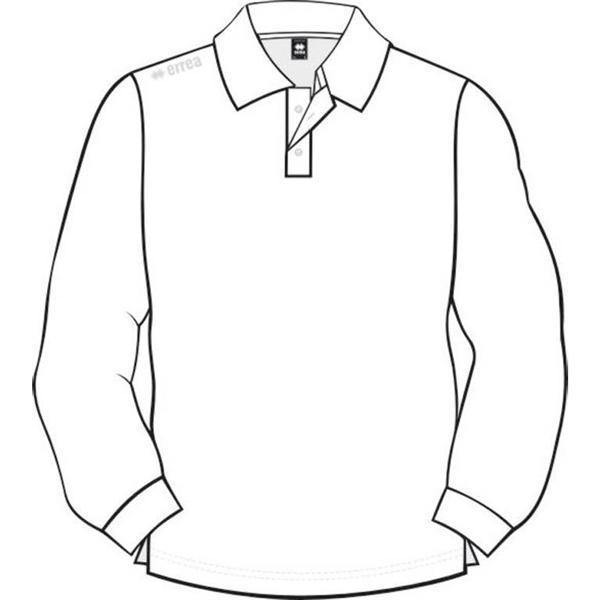 600x600 Errea Team Colours Ls Polo Shirt Tech Packs, Line Sheets