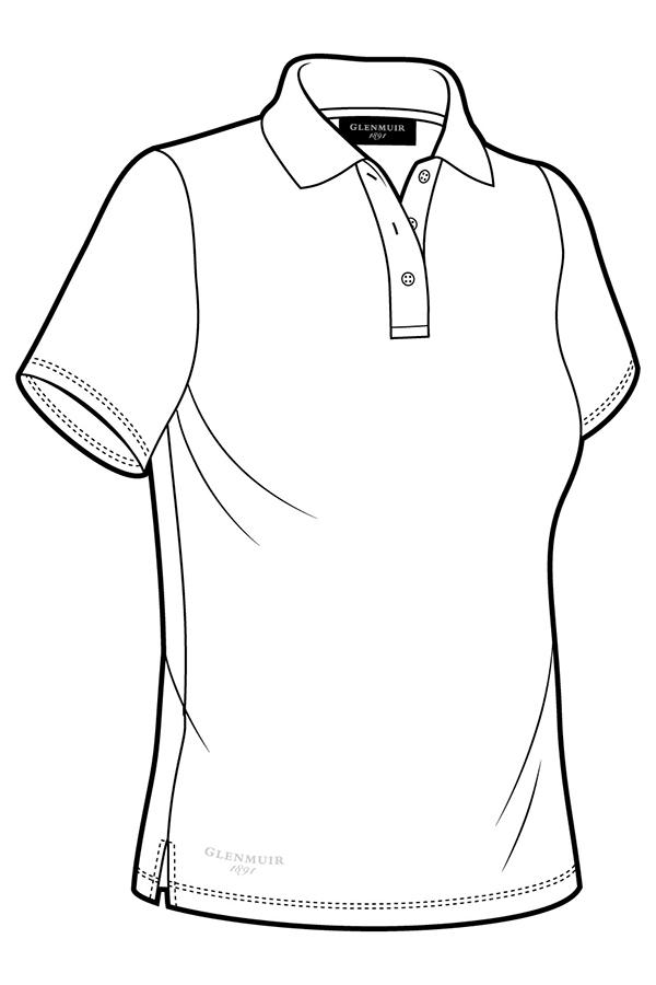 600x900 Glenmuir Zns Sophie Polo Shirt