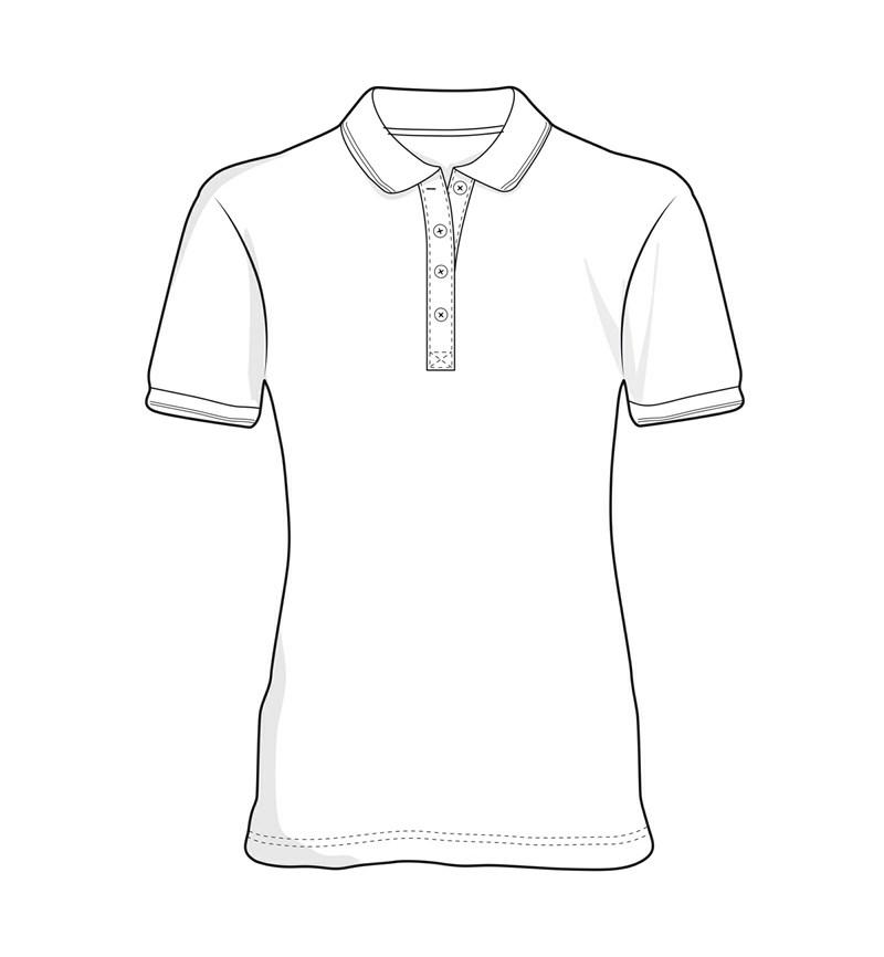 800x866 Ladies' Classic Polo Shirt