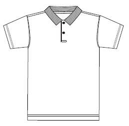 259x254 Polo Shirt Fabric Consumption System Textile Solution