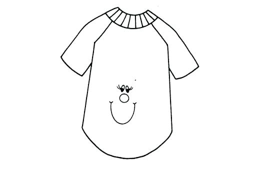 512x362 T Shirt Coloring Coloring Addict T Shirt Polo Shirt Coloring Page