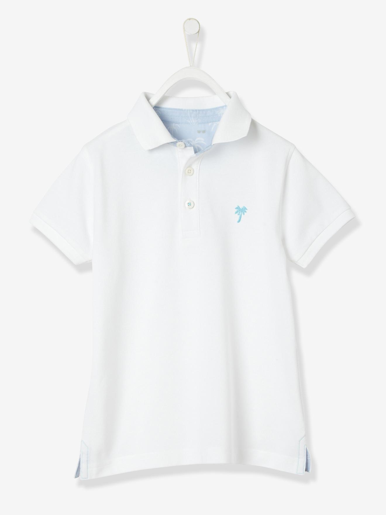 1320x1760 Boy's Short Sleeved Polo Shirt, Boys