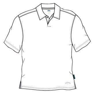 330x330 Buy Callaway Golf Mens Sumatra Dry Tech 1 Button Polo Shirt