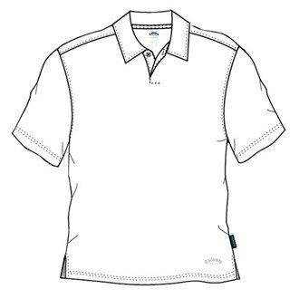 330x330 Buy Callaway Golf Mens Sumatra Dry Tech 1 Button Polo Shirt
