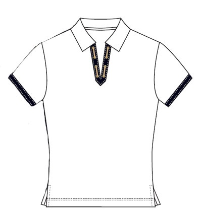 Polo Shirts Drawing