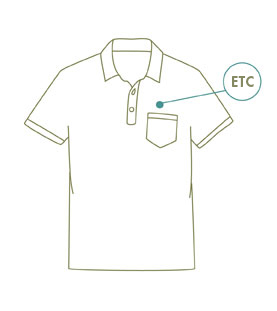 277x311 Boys' Cotton Polo Shirt In Naples Blue Stripe Boy T Shirts