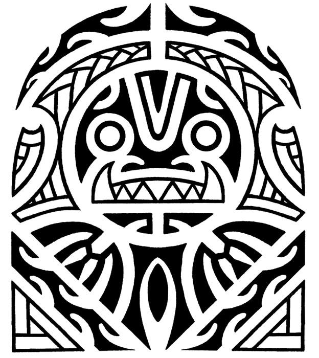 624x700 Maori Tattoo Designs, Photo Gallery And Video! Ideatattoo