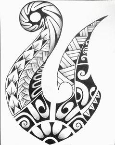239x300 Polynesian Feather