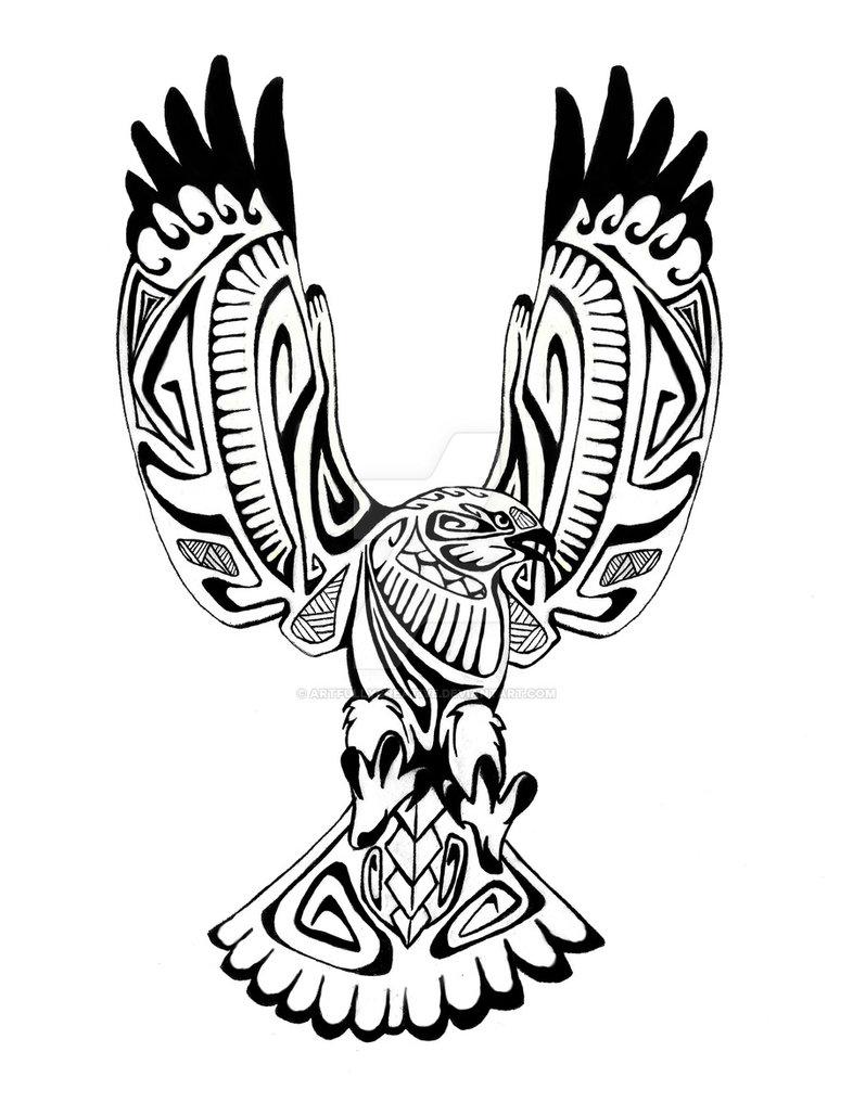 786x1017 Polynesian Osprey By Artfullycreative