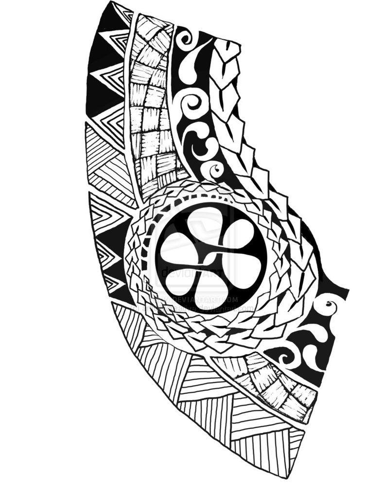 792x1008 Polynesian Tattoo Drawings Polynesian Tattoo By Artfullycreative