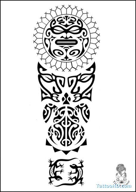 456x644 Polynesian Tattoo Drawings Tattoo Arm Polynesian Maori