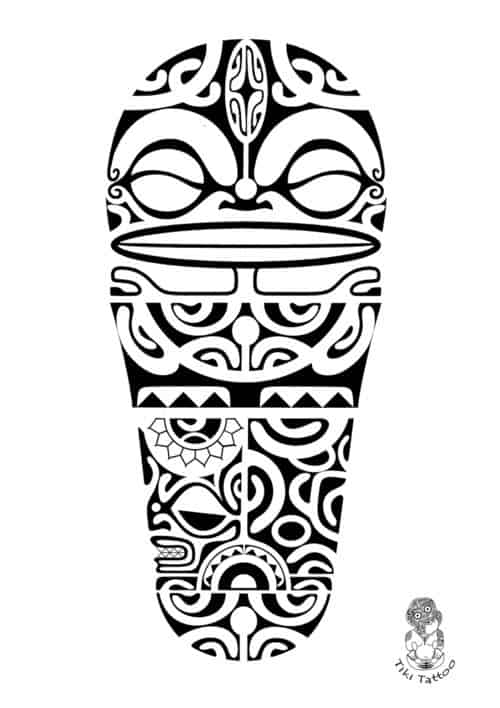 500x708 Tribal Tattoo Designs And Meanings