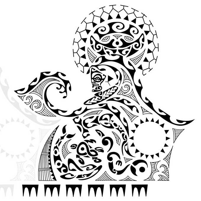 680x680 Maori Tattoo Drawings Rascunho De Tattoo Maori. Maori