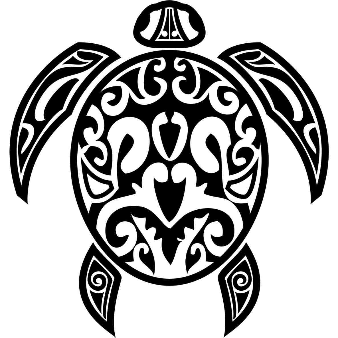 Polynesian Tribal Drawing At Getdrawings Free For Personal Use