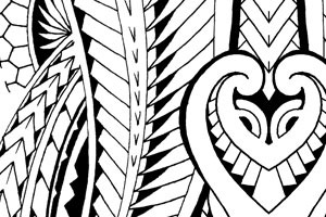polynesian tribal drawing at free for personal use polynesian tribal drawing. Black Bedroom Furniture Sets. Home Design Ideas