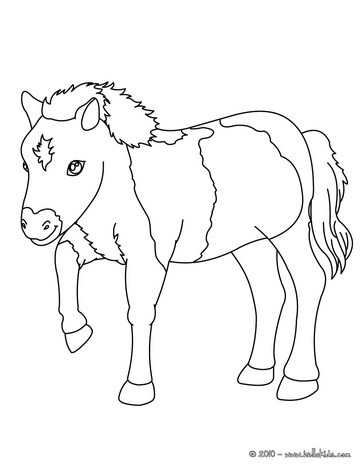 364x470 Pony Coloring Pages, Free Online Games, Drawing For Kids