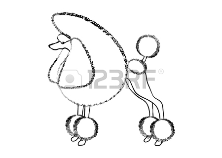 450x320 210 Show Poodle Stock Vector Illustration And Royalty Free Show