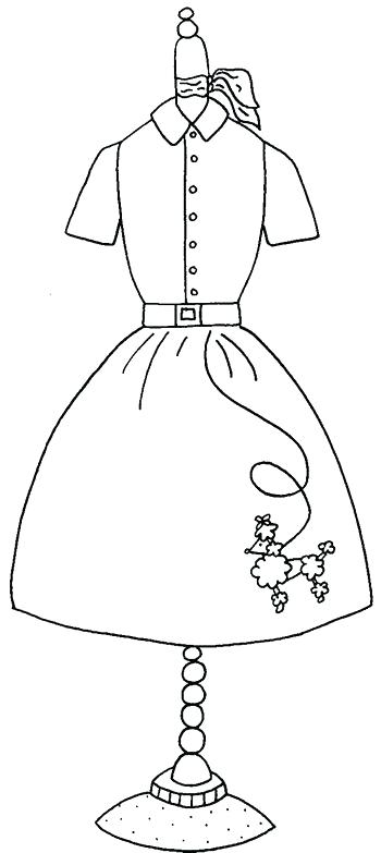 350x783 Poodle Coloring Pages To Print Poodle Coloring Pages To Print