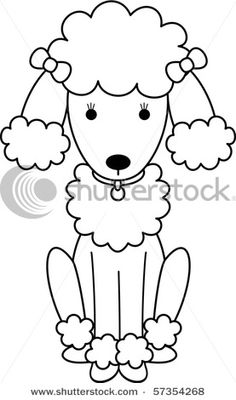 236x400 Poodle Pattern For Skirt Free