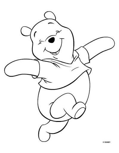 Pooh Drawing