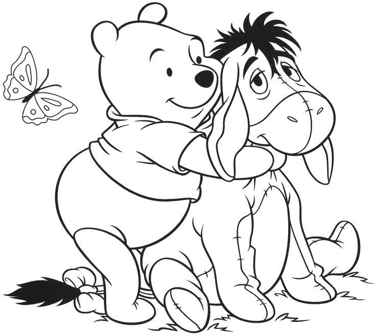 736x656 Best Winnie Pooh Christmas Ideas On Winnie