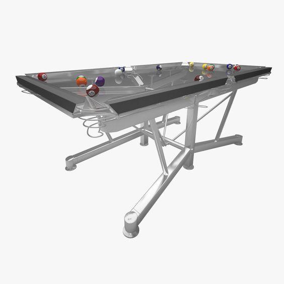 564x564 Maya Pool Table Billiard