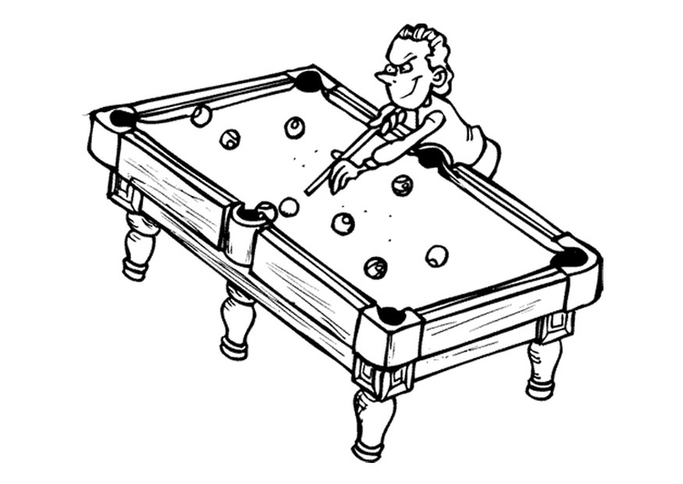 750x531 Coloring Page Pool