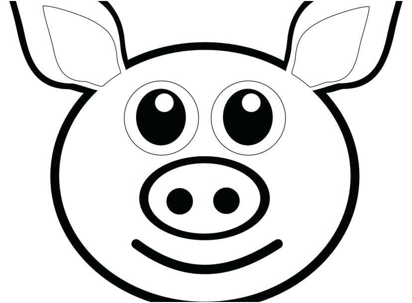 827x609 Poop Emoji Coloring Sheet As Well As Pig Emoji Coloring Pages