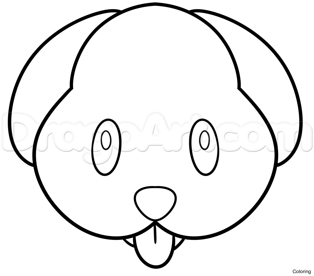 1084x955 Emoji Coloring Pages 16 Emojis Disappointed Sad Face Page 24f Free