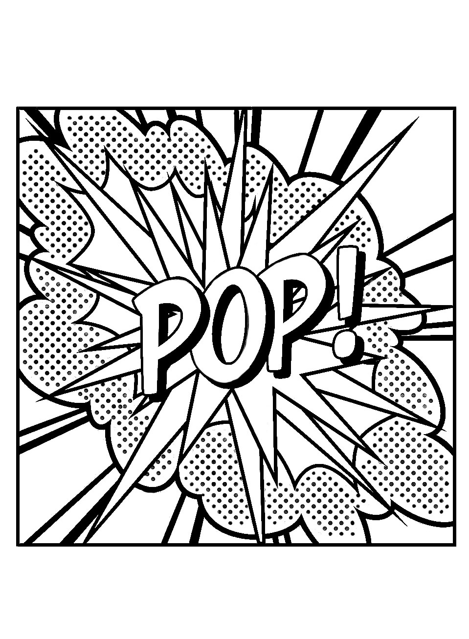 959x1307 Pop Roy Lichtenstein Pop Art